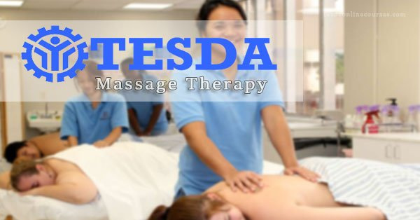 Massage Therapy Offered in TESDA Online Program Courses NCII