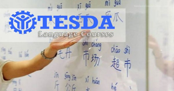 TESDA Language Courses and List Accredited Schools