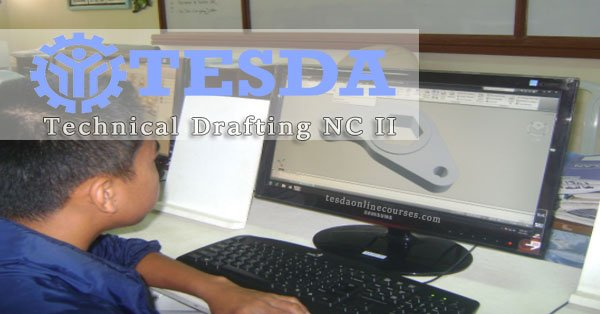 TESDA Courses Technical Drafting NC II