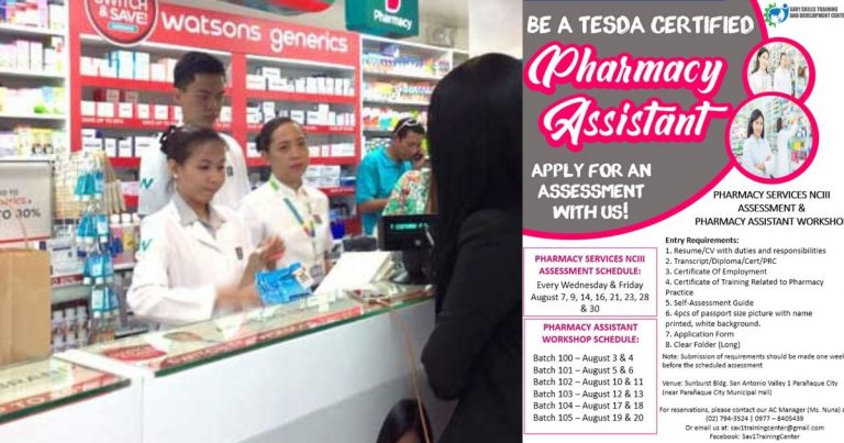 Be Tesda Certified Pharmacy Assistant Join Readiness Workshop